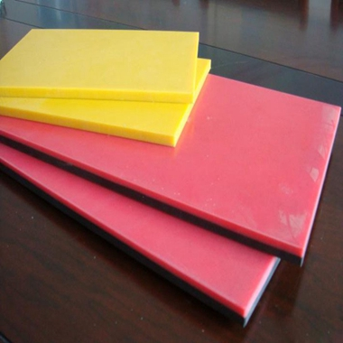 Ultra-high molecular polyethylene sheet