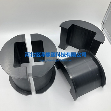 Ultra-polymer plastic bearing