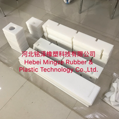 Pad spacer